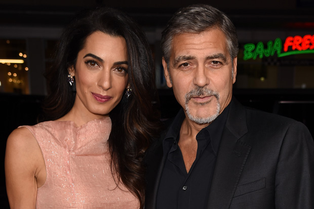 Amal Clooney Pregnant: Is Another Set Of George Clooney Twins On The Way? [VIDEO]