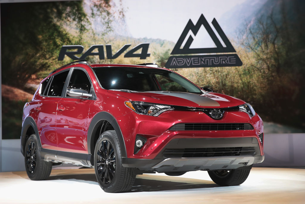 Toyota Rav4 2018 | www.pixshark.com - Images Galleries With A Bite!