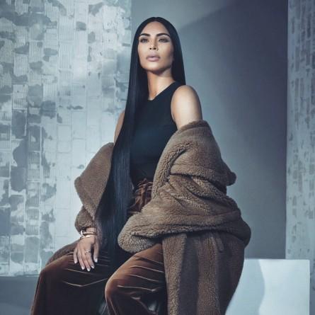 Kim's new photoshoot