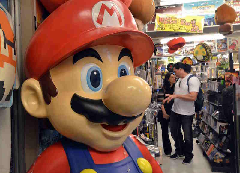 Nintendo may partner with Universal for animated Mario movie