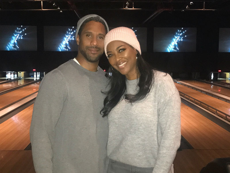 Kenya Moore hopeful following visit to IVF clinic