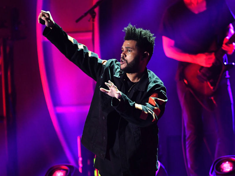 Katy Perry and The Weeknd to collaborate