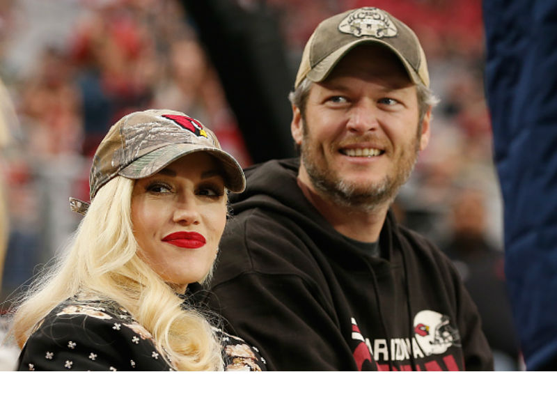 Sexiest Man Alive Saves Gwen Stefani from Heartbreak