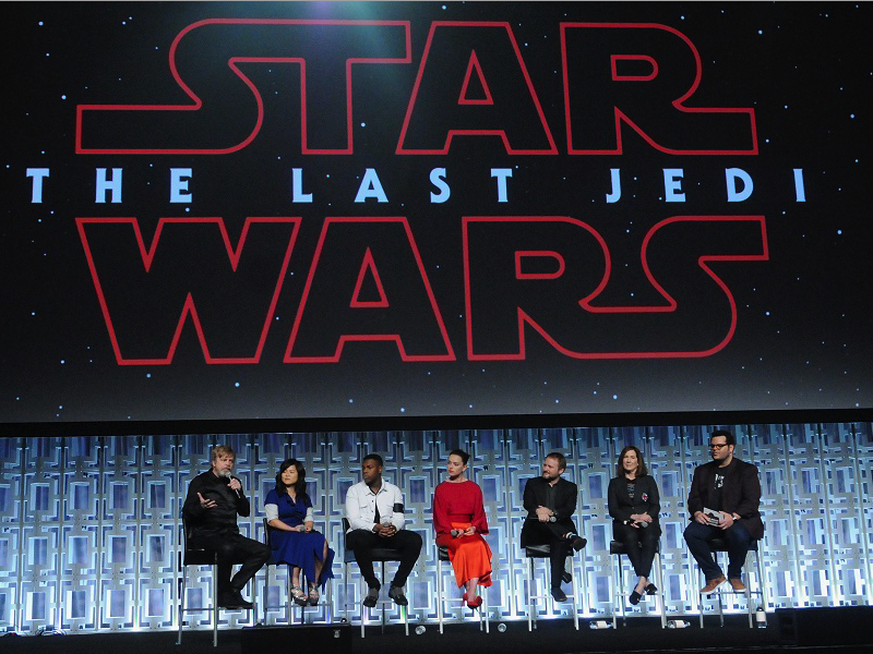 Rian Johnson 'excited' about new 'Star Wars' trilogy