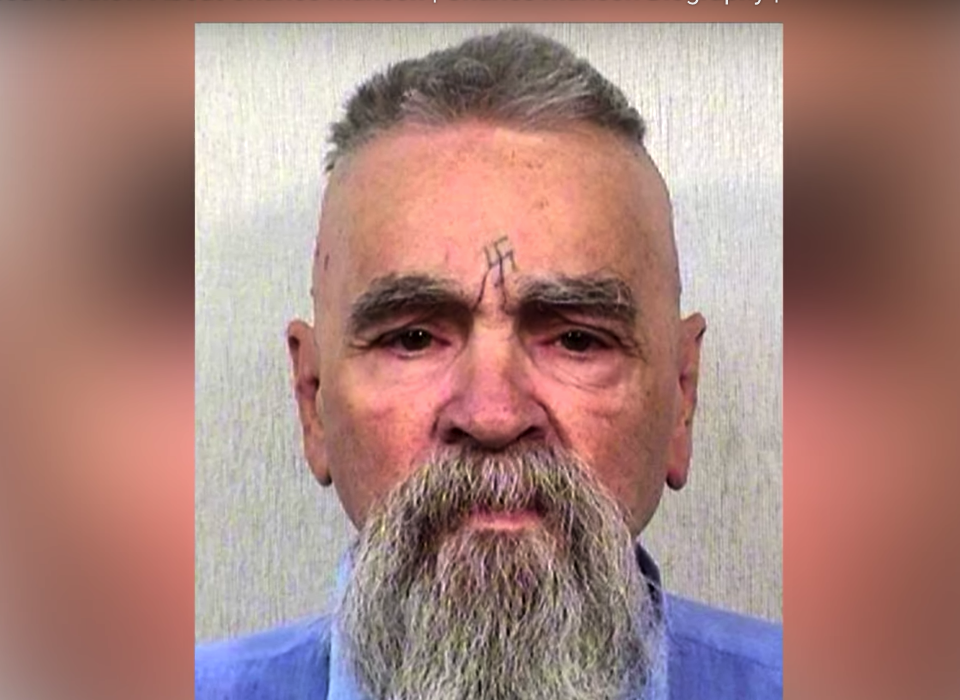 Someone Launched a GoFundMe Campaign to Pay for Charles Manson's Funeral