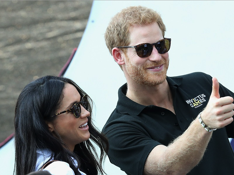 Bookies Have Ended Bets On Prince Harry And Meghan Markle's Engagement