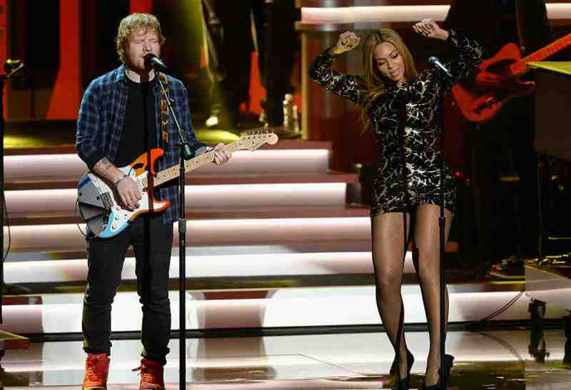 Ed Sheeran & Beyonce Combine On New Single 'Perfect Duet'