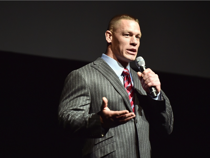 John Cena Sued By Ford - Details Inside