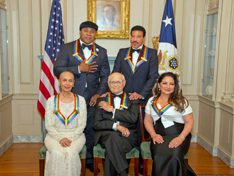 Kennedy Center Honors included many firsts for prestigious awards