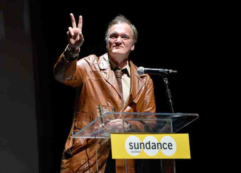Tarantino meeting with Paramount about captaining new Star Trek film