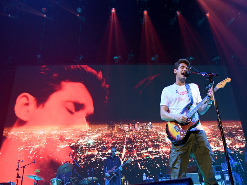 What Happened To John Mayer? Why Singer Canceled Dec. 5 Concert
