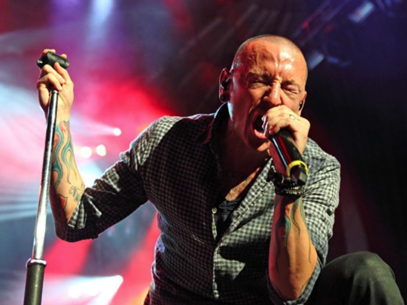 Chester Bennington's toxicology report reveals 'presumptive positive' for meth or ecstasy