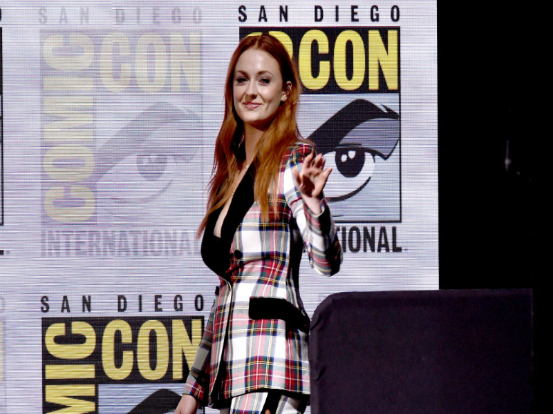 Sophie Turner confirms when Game of Thrones will return