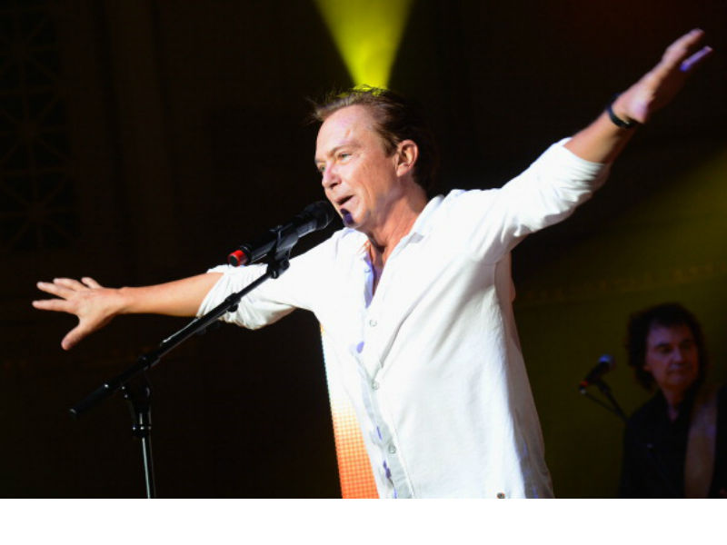 Top eighties star tells: My David Cassidy sex attack hell