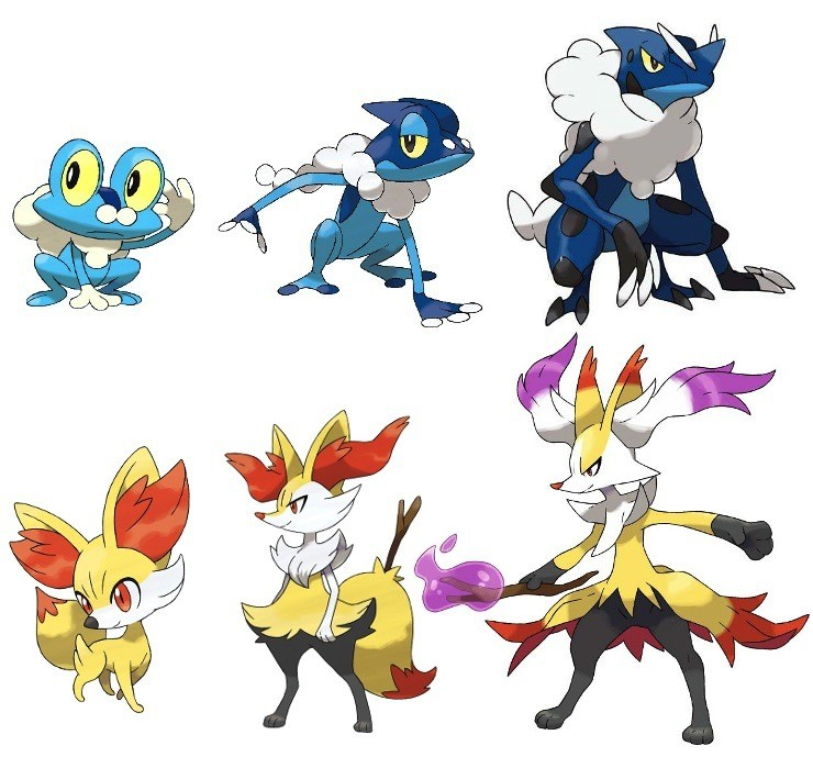 Pokemon x and y release date