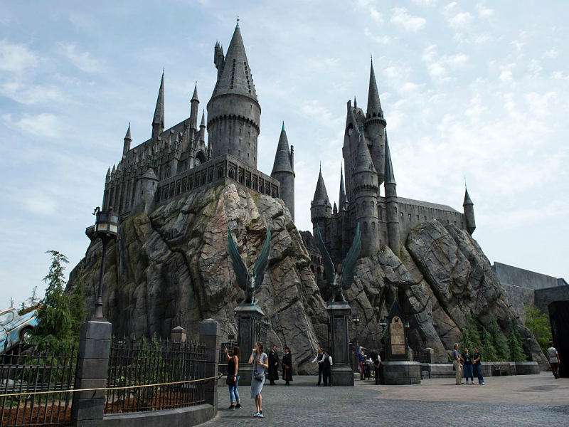 Soon you can attend Hogwarts - in new 'Harry Potter' game