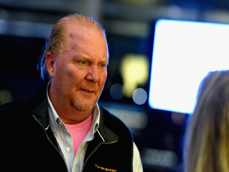 Here's how Mario Batali's