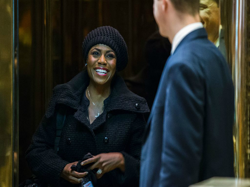 Omarosa Manigault Newman resigns from White House role