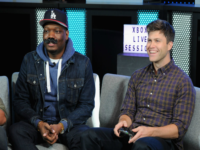 'SNL' Promotes Michael Che, Colin Jost to Co-Head Writers