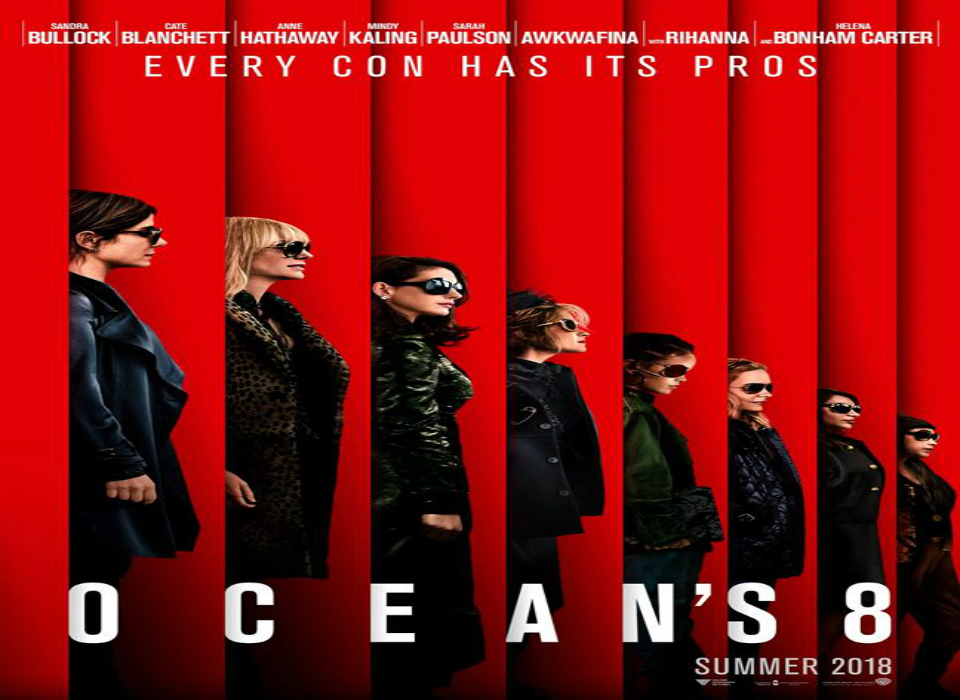 First 'Ocean's 8' Poster Showcases the 'New Guys' in Charge