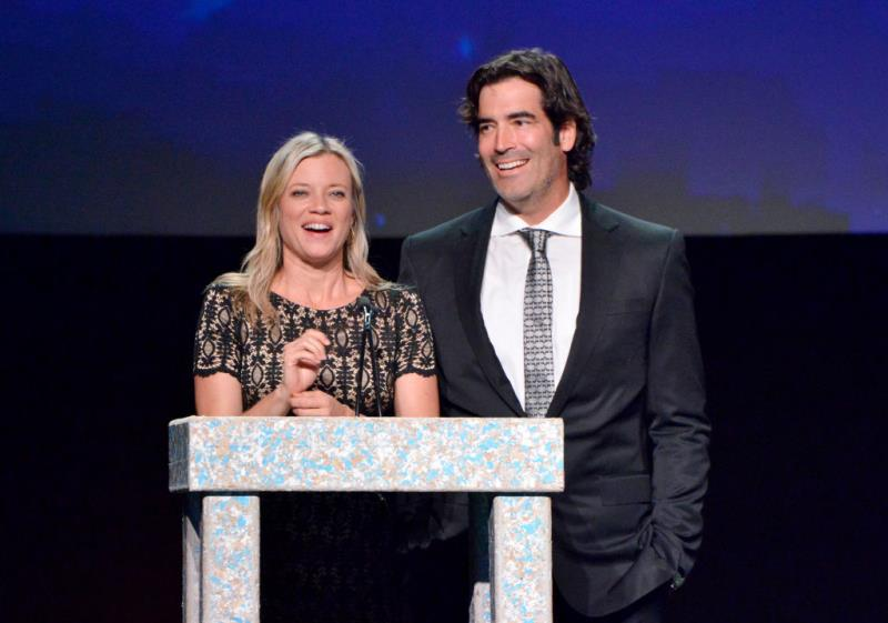 Amy Smart Defends Husband Carter Oosterhouse Against Sexual Misconduct Claims