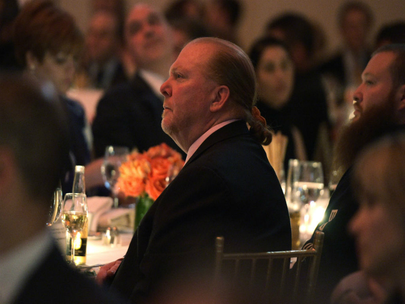 Mario Batali slammed for including recipe in email apology