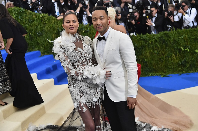 Chrissy Teigen Knows the Gender of Baby Number 2