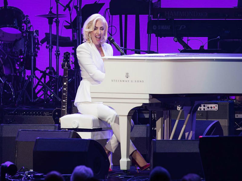 Lady Gaga to begin two-year residency in Las Vegas in 2018
