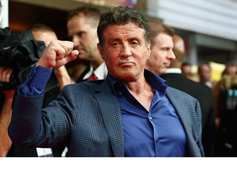 Police investigating decades-old rape claim made against Sylvester Stallone