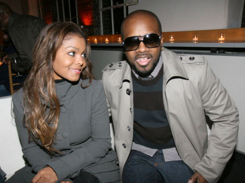 Janet Jackson Is 'Back Together' With Jermaine Dupri