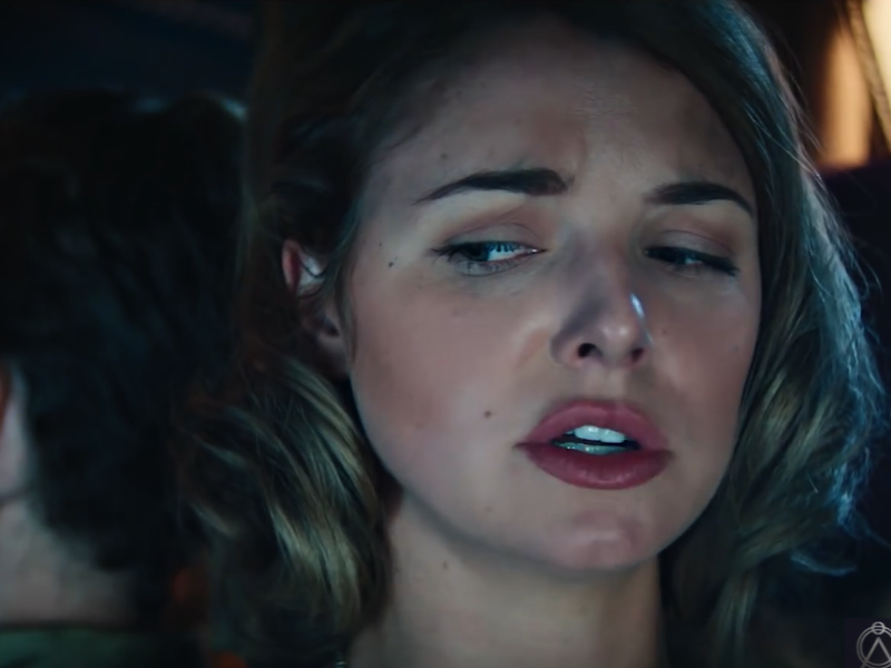 The First Teaser Trailer for 'Stargate: Origins' Is Certainly Something