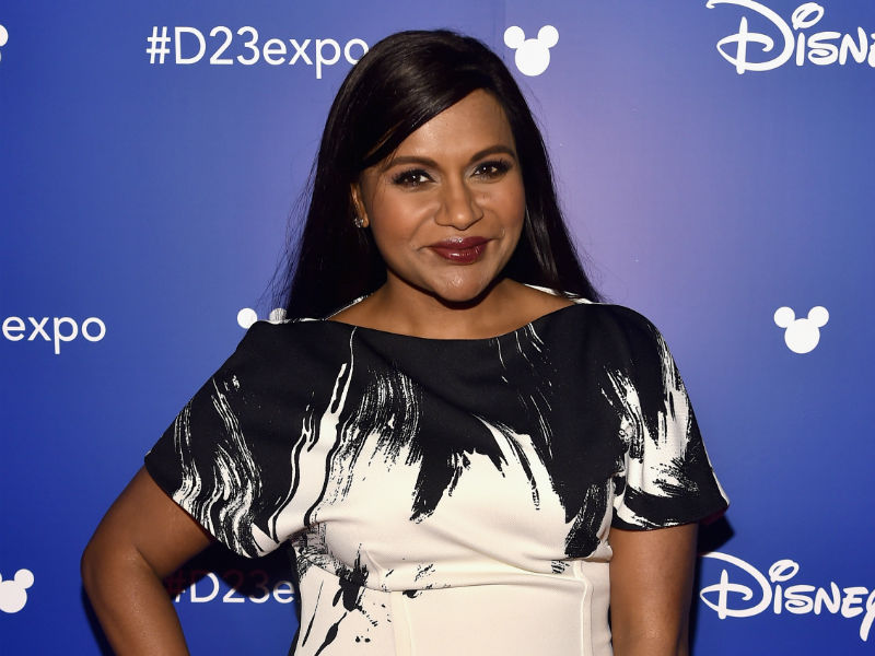 Mindy Kaling's Friends Threw Her the Best Post-Baby Party