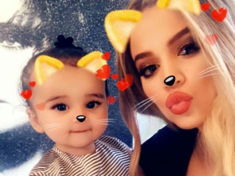 Khloe Kardashian Just OFFICIALLY Confirmed Her Pregnancy