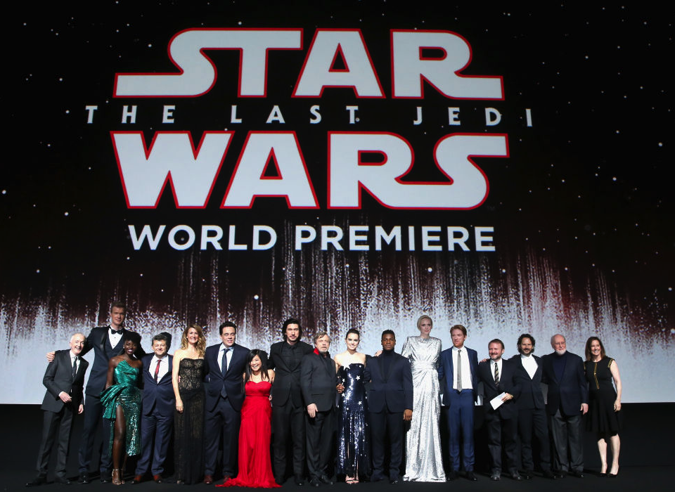 'Star Wars' Topped The Christmas Box Office - Again