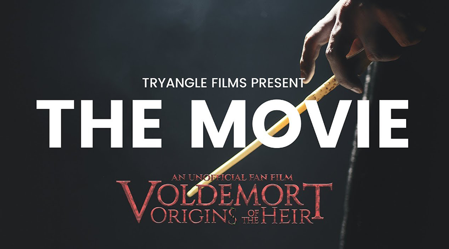 Harry Potter Fan Film Explores The Origins Of Voldemort, With The Blessing Of Warner Bros.