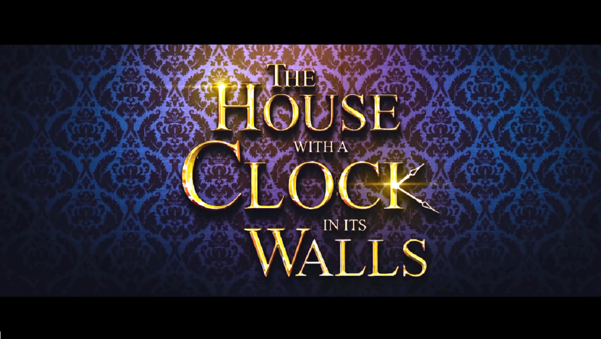 Fantasy horror film 39the house with a clock in its walls for The house with a clock in its walls movie