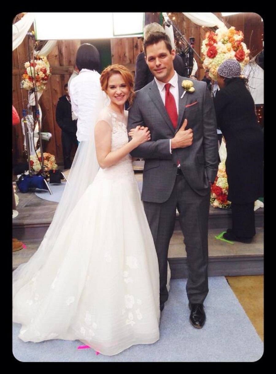 Adam holmes wedding