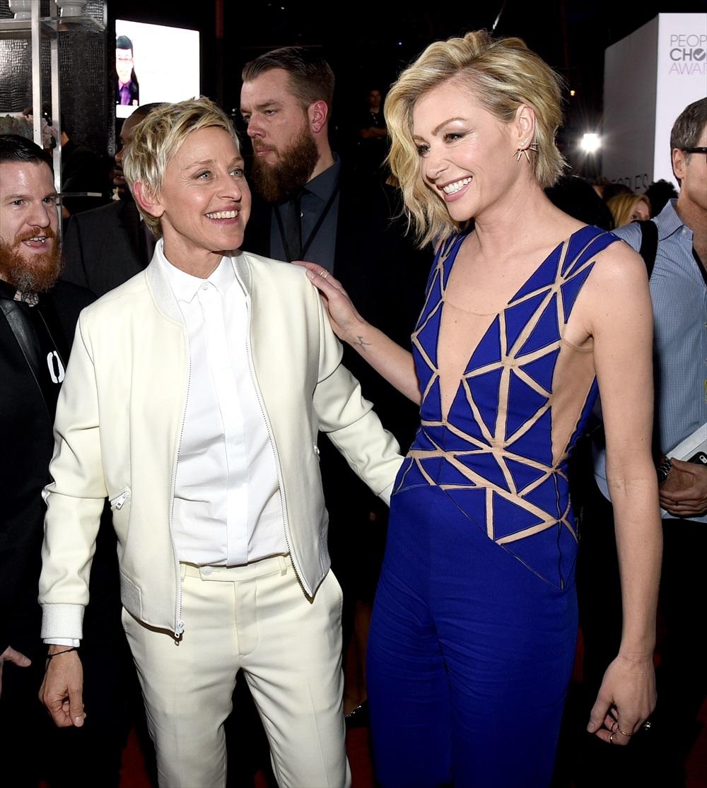 Ellen degeneres portia de rossi news 2015 scandal for Ellen degeneres and portia de rossi story